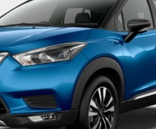 Nissan Kicks Headlamp