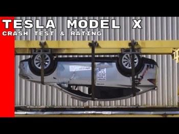 Tesla Model Crash Test
