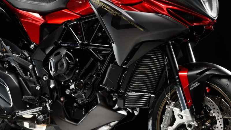 MV AGUSTA Turismo Veloce Lusso Engine and Performance