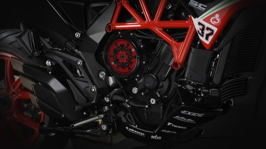 MV Agusta Turismo Veloce RC SCS Engine and Performance