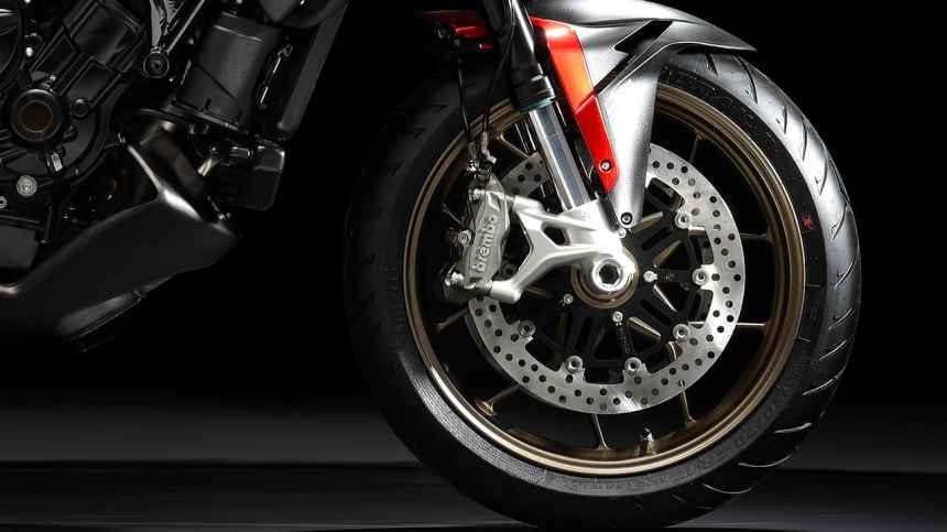 MV AGUSTA Turismo Veloce Lusso Safety