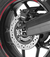 Rear-Disc Brake