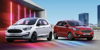 2019 Ford Figo launched in India at starting price of 5.15 lakhs