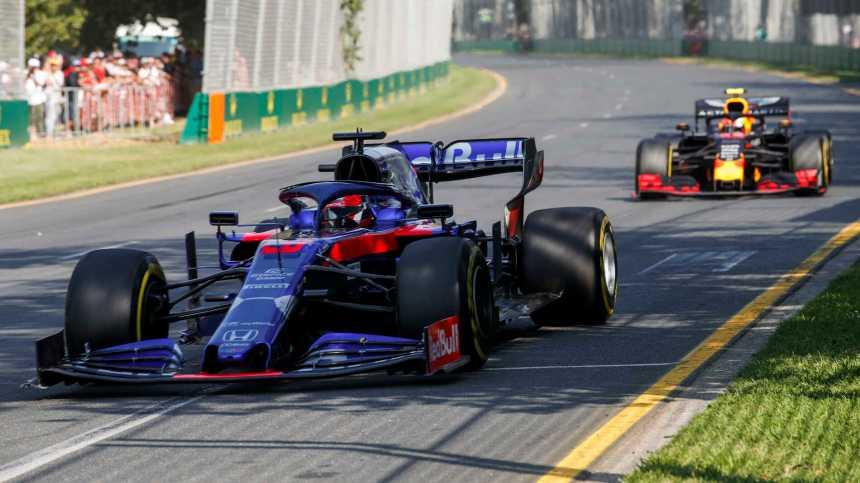 Daniil Kvyat Toro Rosso STR14