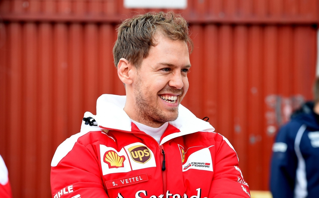Sebastian Vettel Car