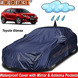 Car Body Cover for Toyota Glanza