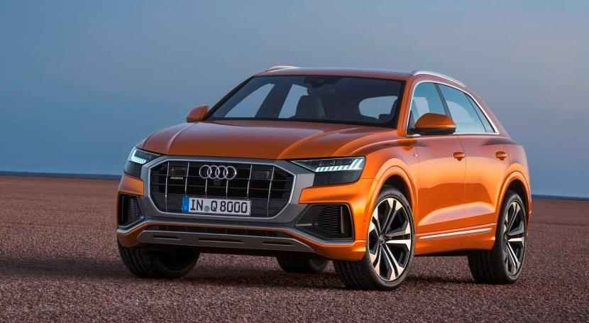 Audi Q8 launch date, price, mileage and dimensions