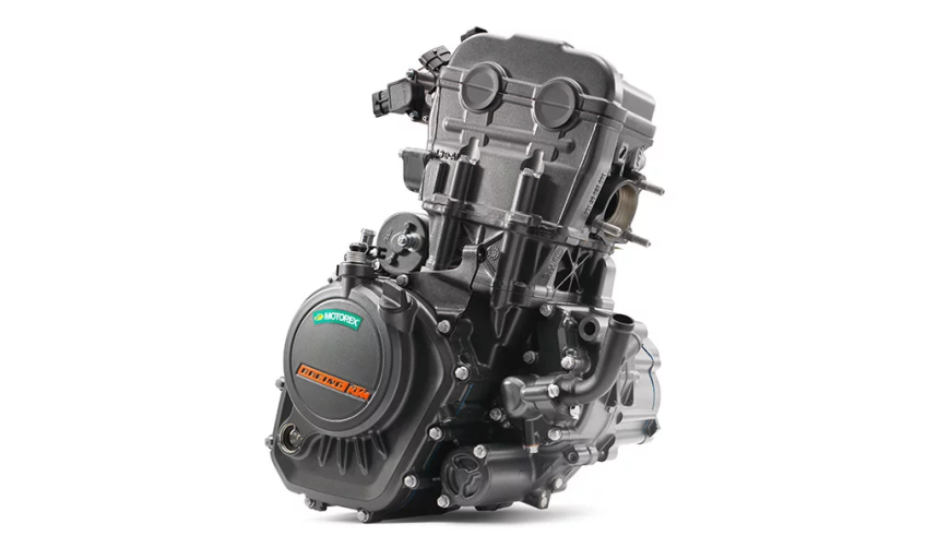 KTM Engine from the Duke 125, RC 125