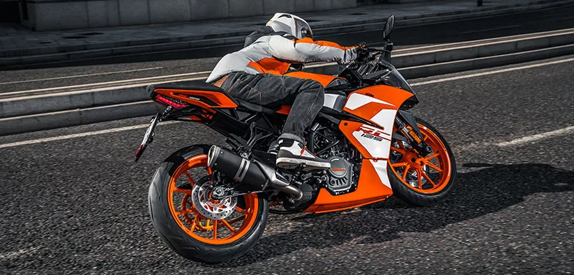 2019 KTM RC 125 Review