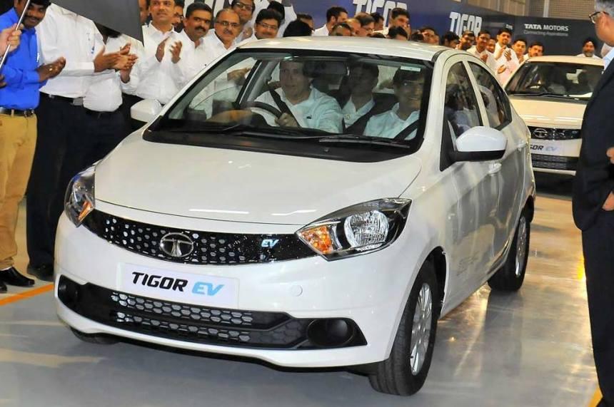 Tata Tigor EV Price, Review and Images