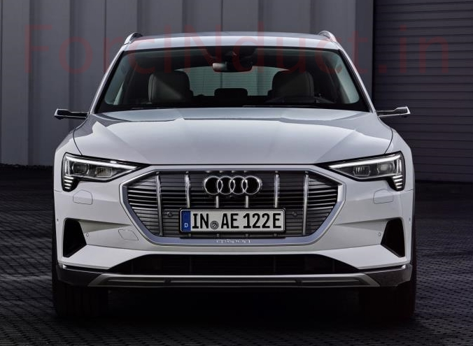 Audi e-Tron 50 Quattro Electric SUV Revealed