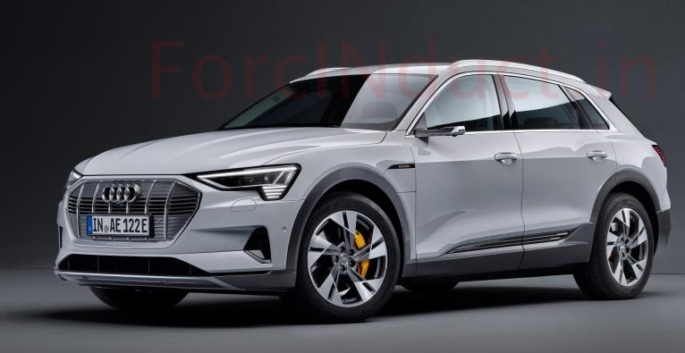 Revealed, Revealed, Revealed. Audi e-Tron 50 Quattro Electric SUV Revealed