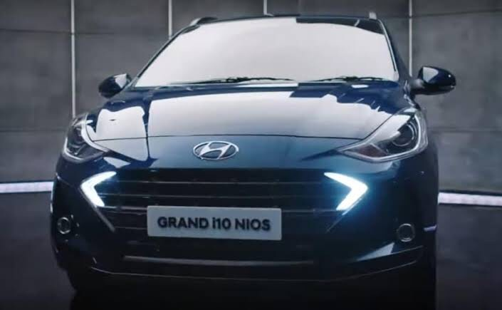 Make in India, The very first Hyundai Grand i10 Nios rolls out of production plant.